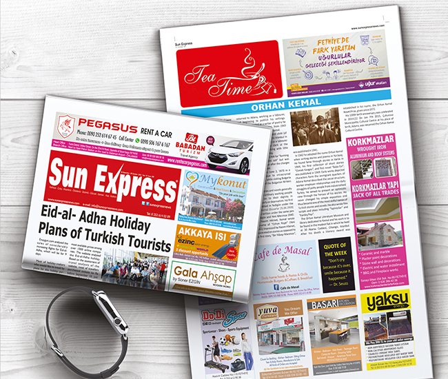 Sunexpress Newspaper